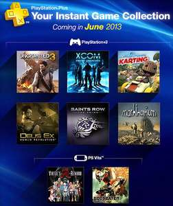 PlayStation Plus: Uncharted 3, LittleBigPlanet Karting y XCOM: Enemy Unknown gratis