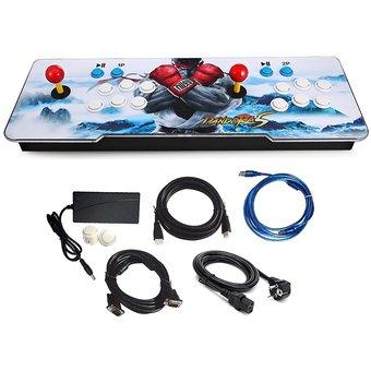 Linio: tablero maquinita (arcade) 2 jugadores con 1000 juegos