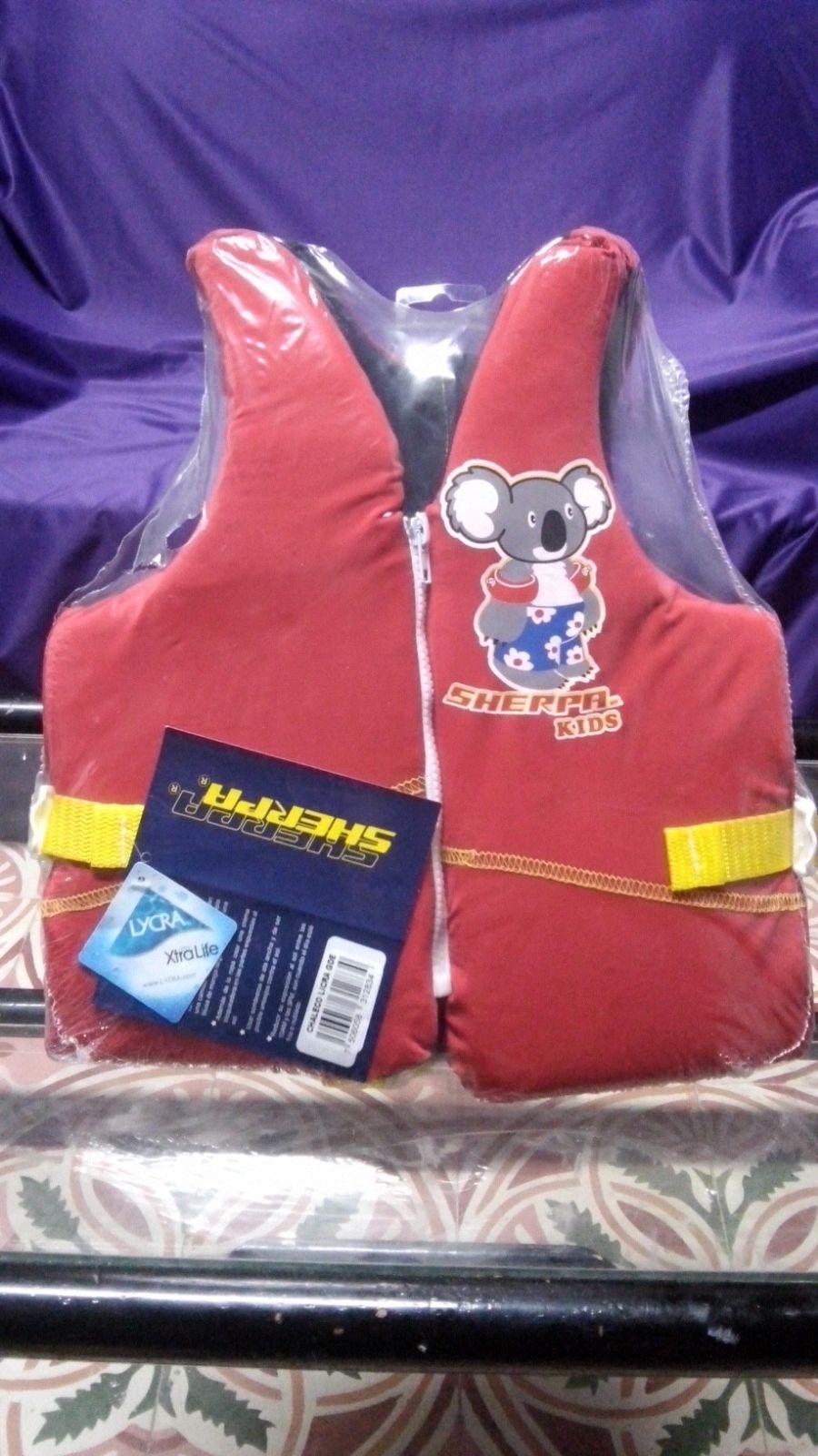Walmart: Chaleco entrenador para nadar Sherpa $35.01