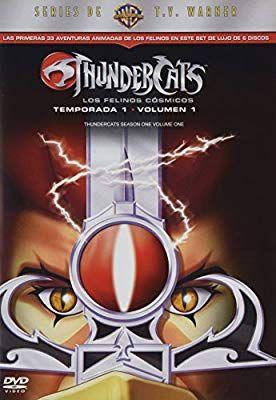 Amazon: Thundercats Los Felinos Cósmicos, Temporada 1, Volumen 1