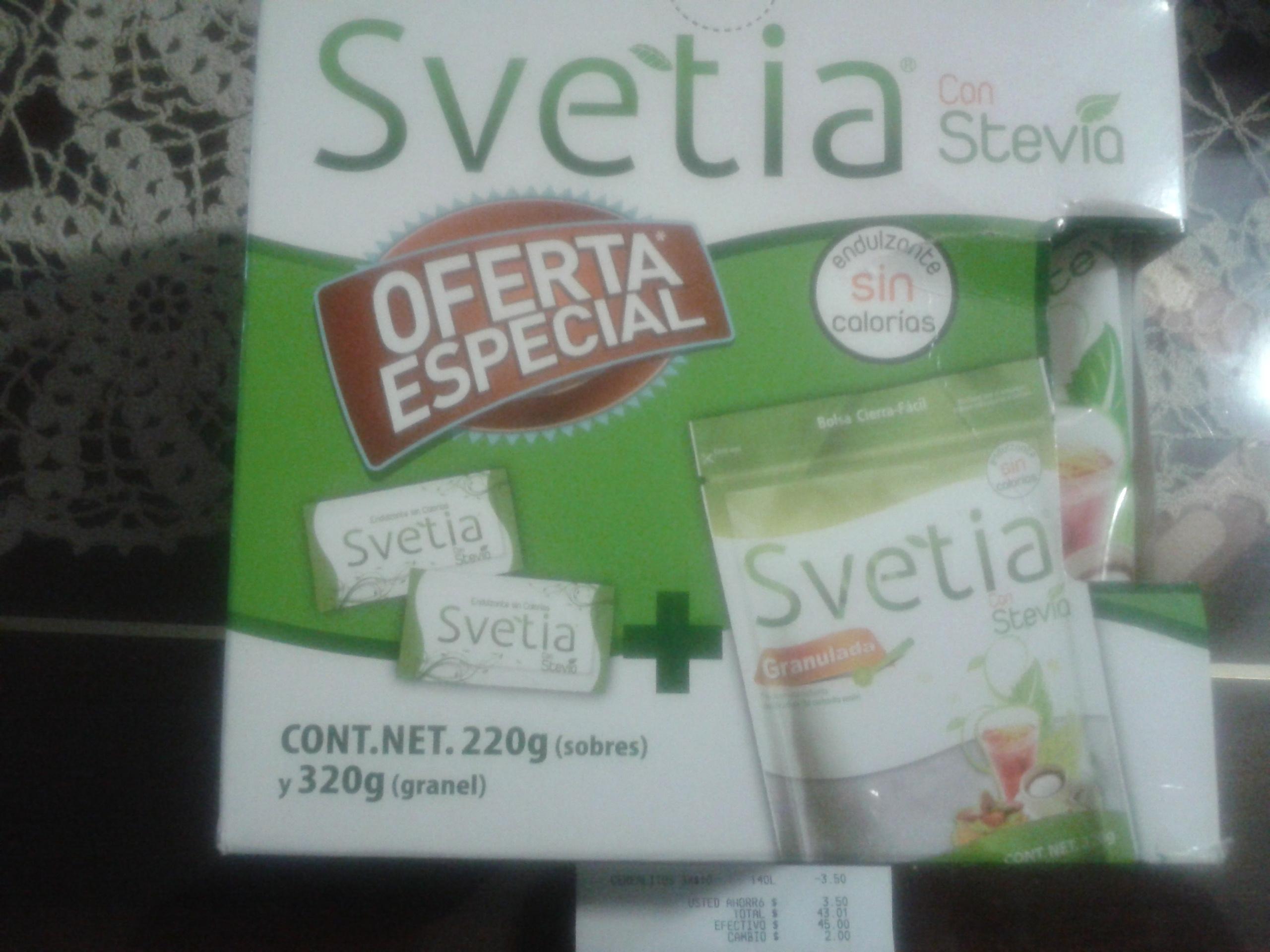 Walmart: oferta armada de Svetia en liquidación a $30.01