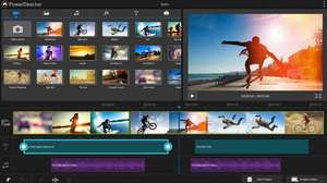 Software de Edición de Video POWERDIRECTOR 13 LE como descarga GRATUITA para Windows cortesía de CyberLink.