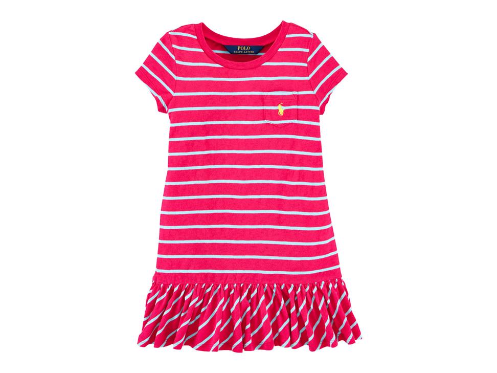 Liverpool liquidación Ralph Lauren niños: tenis desde $240, falda $252, vestido $320 y más