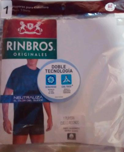 Bodega Aurrerá Veracruz playera Rinbros $10.02