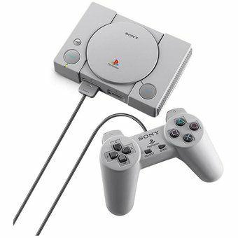 Linio: Mini consola Sony PlayStation 20 Juegos Classic Edition (pagando con PayPal)