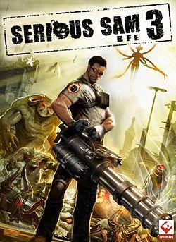 Humble Bundle: paga lo que quieras por los juegos de Serious Sam para PC