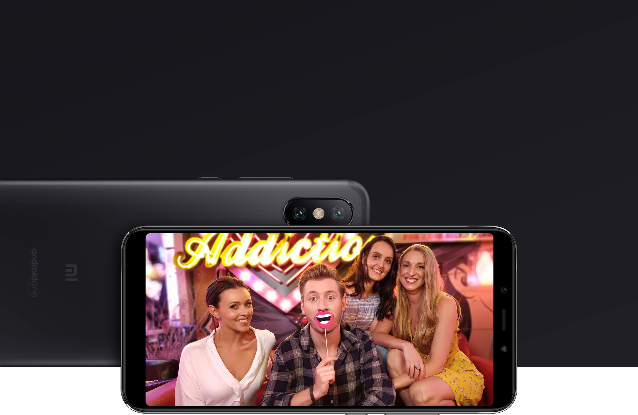 Linio: Xiaomi Mi A2 4GB/64GB (pagando con PayPal)