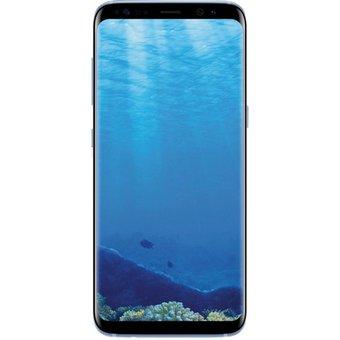 Linio Samsung galaxy s8 plus azul (Linio plus y Paypal)