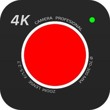 Google Play: 4K Cámara - Filmmaker Pro Camera Movie Recorder GRATIS