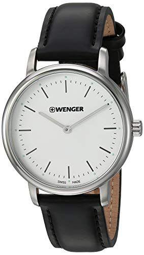 Amazon: Reloj wenger de dama para la dueña de tus qincenas