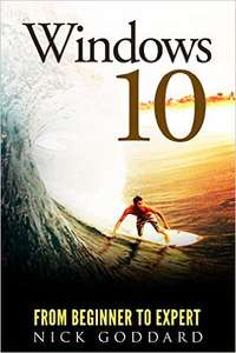 Libro WINDOWS 10: FROM BEGINNER TO EXPERT como descarga GRATUITA en Amazon (US) por 24 horas.