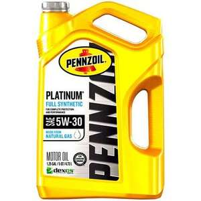 Autozone: Garrafa Pennzoil al 50% de descuento. Sintético $520 y Mineral $245.