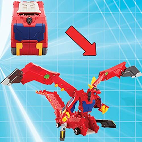 Amazon :Mattel Juguete Mecard Mega Dracha