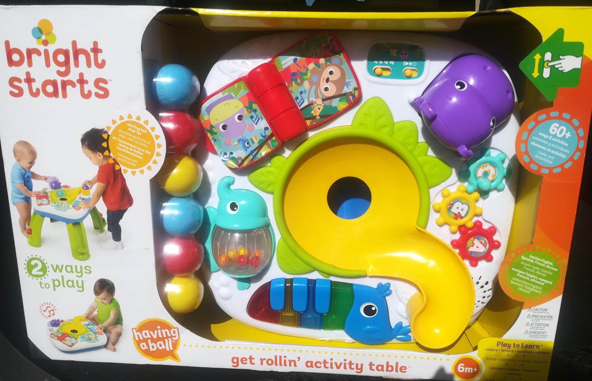 Chedraui: Mesa Home Línea Bright Starts para niños pequeños de 1349 a 145.01