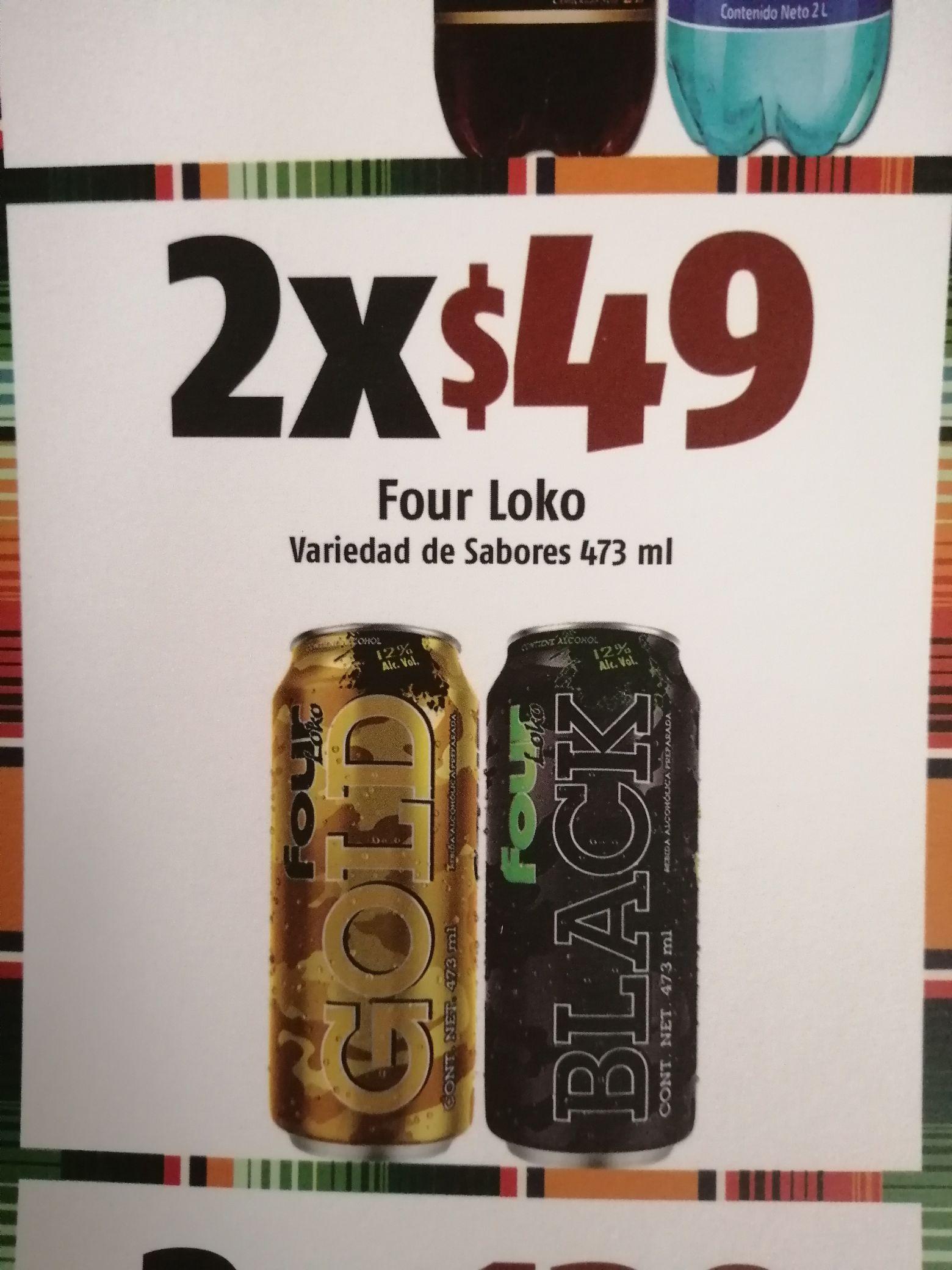 OXXO: Diversas Promos en alcohol, fiestas patrias.