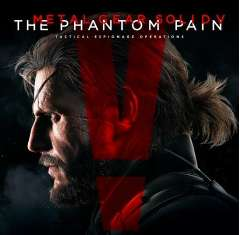 Playstation Store: Metal Gear Solid V para PS4