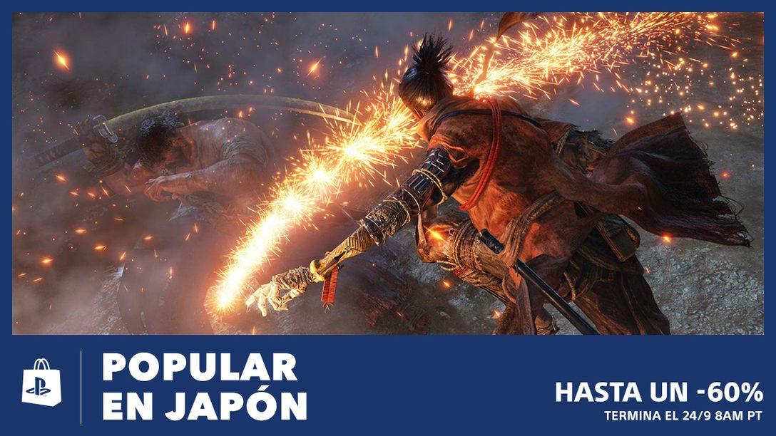 PSN Store: Venta Popular en Japón