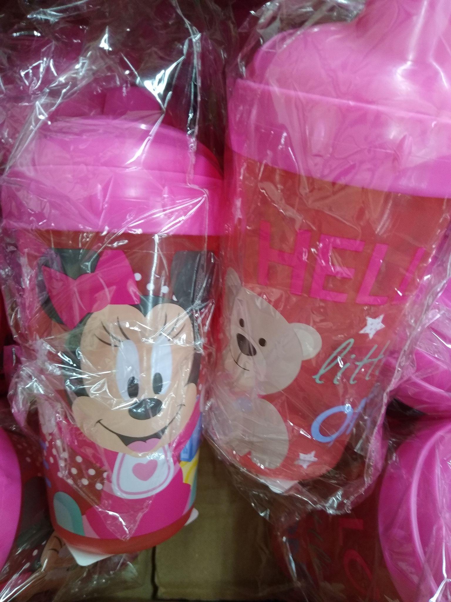 Bodega Aurrera: Vasos Minie