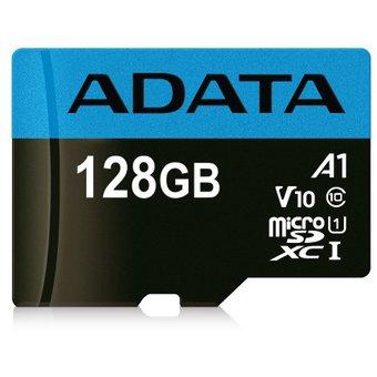 Linio: Memoria Micro Sd Adata 128Gb Uhs-I Clase 10 A1