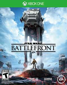 Amazon: Star Wars: Battlefront - Xbox One Standard Edition
