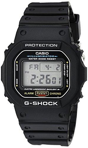 Amazon: Reloj Digital para Hombre G-Shock DW-5600E-1VX