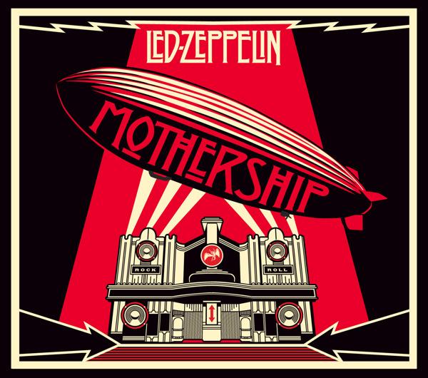 Disco de Led Zeppelin MOTHERSHIP (Remastered) a $12 pesos en Google Play Music.