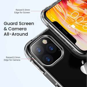 AliExpress: Funda de silicona anti golpes y caídas para iphone 11 pro