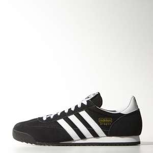 Tienda Adidas: tenis originals dragon $599 (original $1,199)