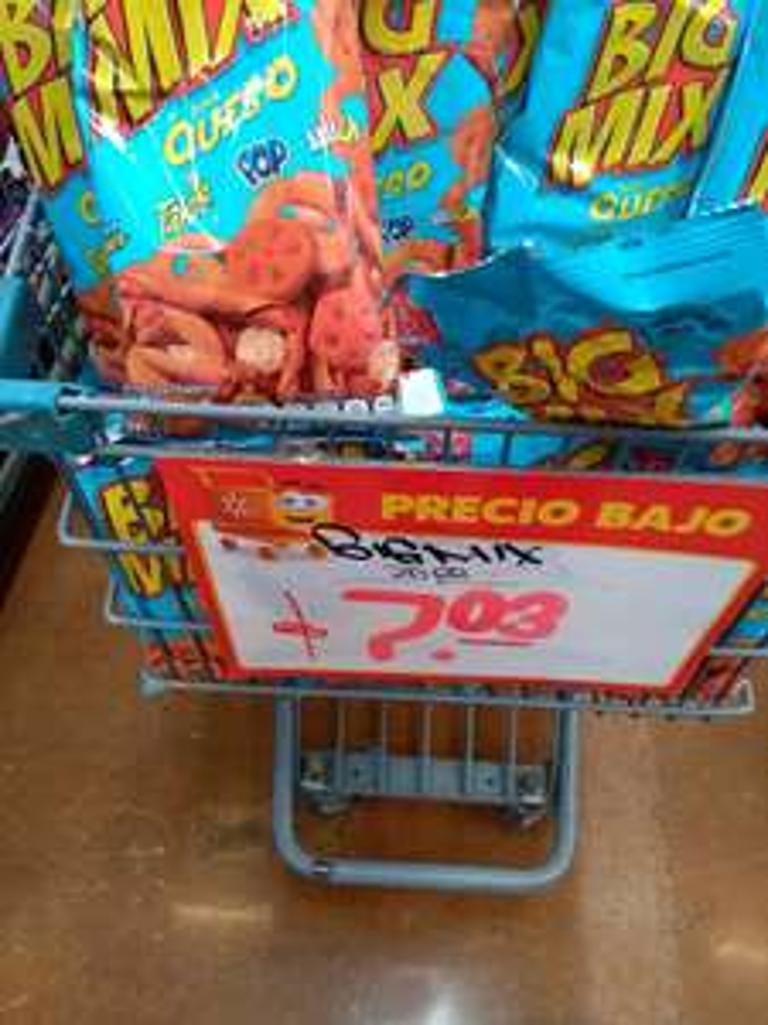 Walmart: Big-mix Barcel