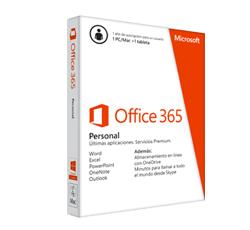 Tienda Telmex: Office 365 1 año  2 dispositivos