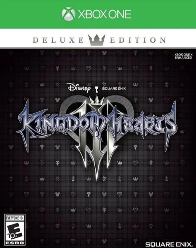 Walmart: Kingdom Hearts 3 Deluxe Edition Xbox One