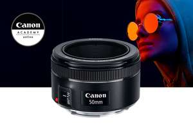 Tienda Canon LENTE REACONDICIONADO 50MM + CURSO ABC INCLUIDO