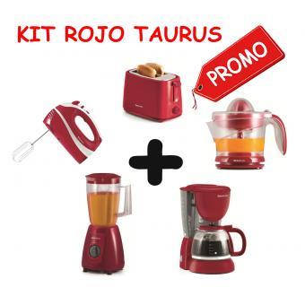 Linio: Kit de color rojo marca Taurus