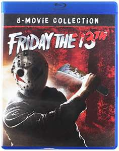 Amazon: Friday The 13th 8-Movie Collection
