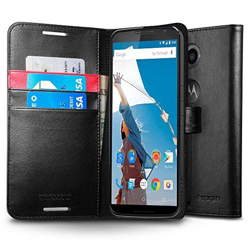 Amazon: Fundas/ Carteras para Nexus 6,  $138 o menos, envío incluido. (10 modelos)