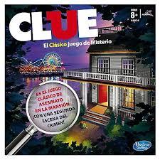 Juego Clue Hasbro en Chedraui Neza norte $67