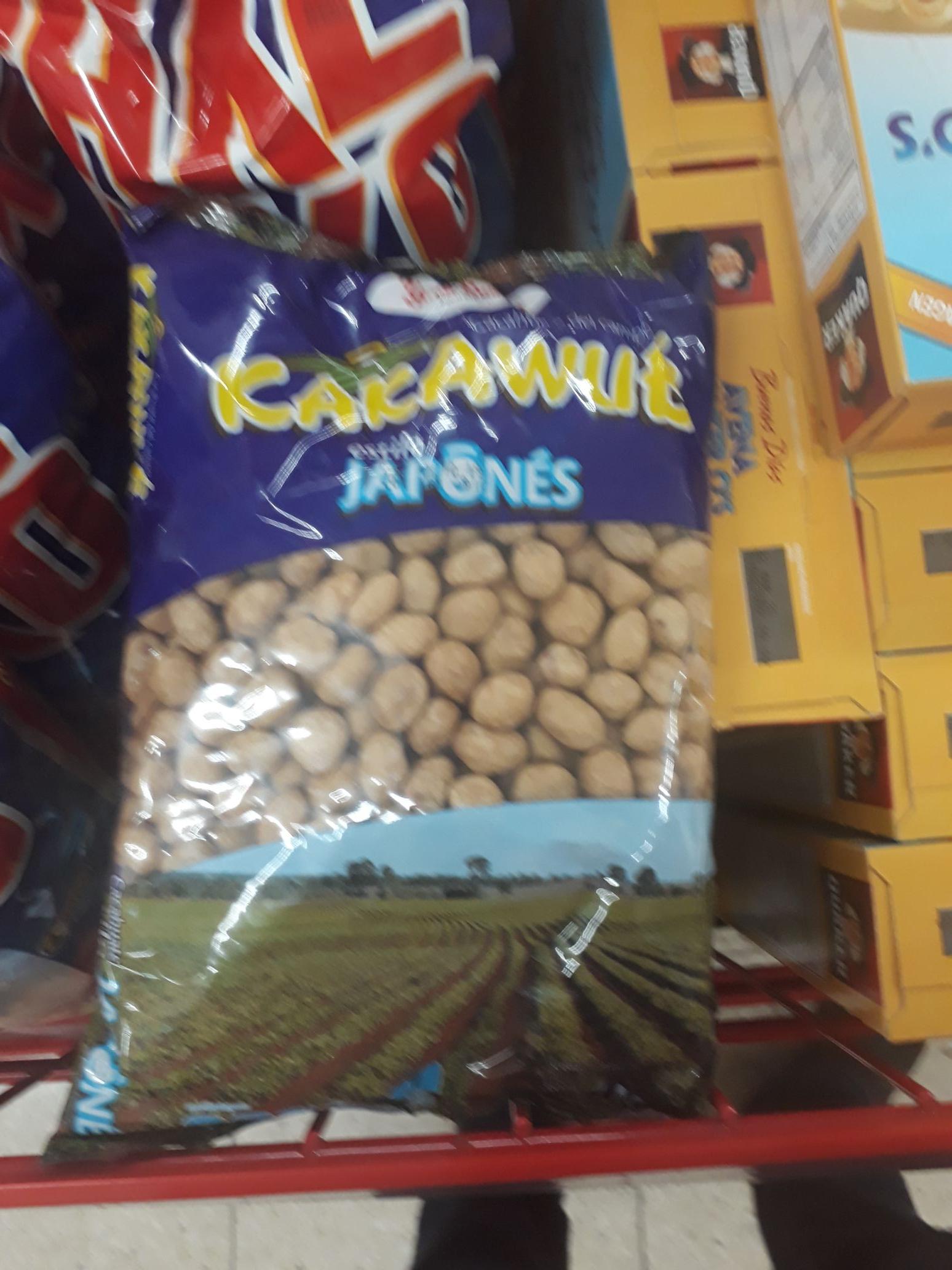 Tiendas 3B: Cacahuates 1 Kilo!