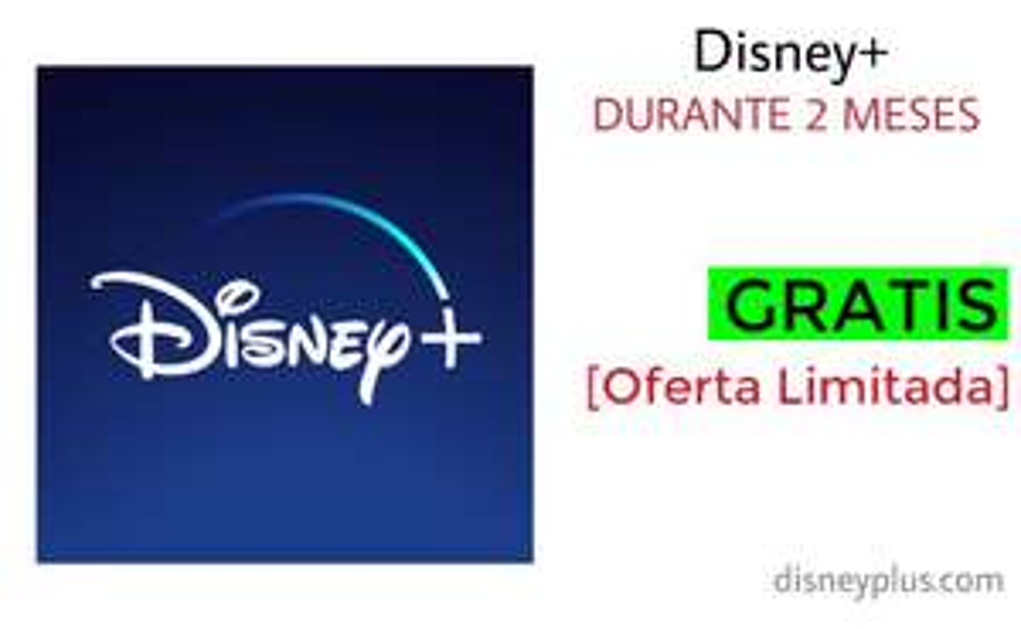 Disney+: GRATIS 2 SEMANAS (Se necesita VPN - Holanda)