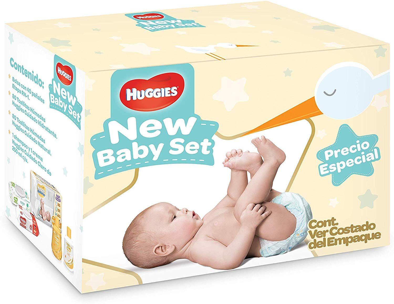 Amazon: Huggies new baby set