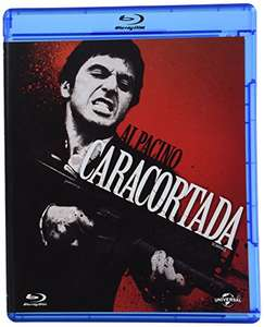 Amazon México: Bluray de Caracortada (Scarface)