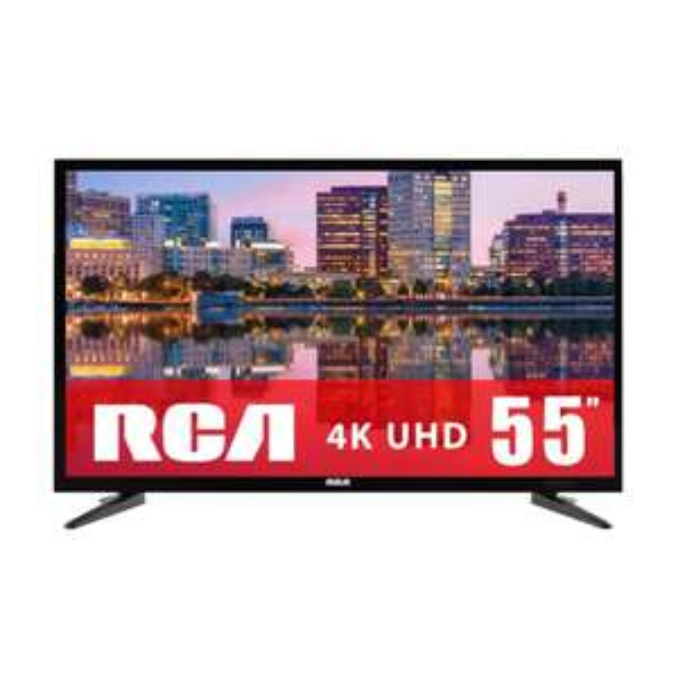 Walmart: Tv RCA 55 Pulgadas 4K Ultra HD LED RTU5540-D *REACONDICIONADO*