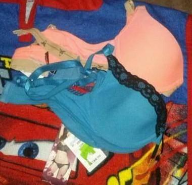 Brassier Vicky Form $20.01 y toalla para niño Walmart Xalapa