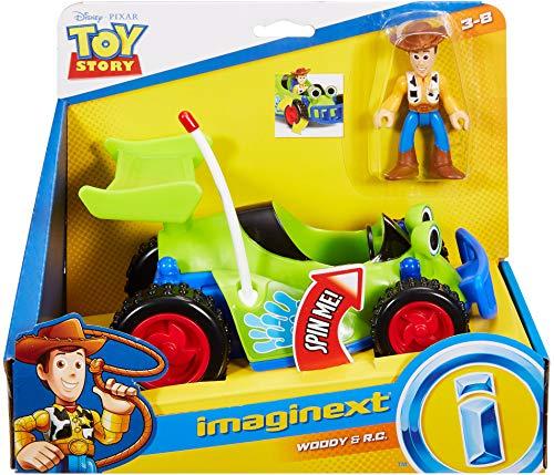 Amazon: Imaginext Woody and RC