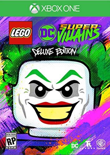 Amazon: LEGO DC Super-Villains Deluxe Edition Xbox One