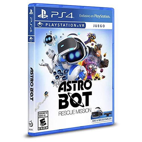Amazon MX: Astro Bot PS4 PSVR su mejor precio hasta ahora