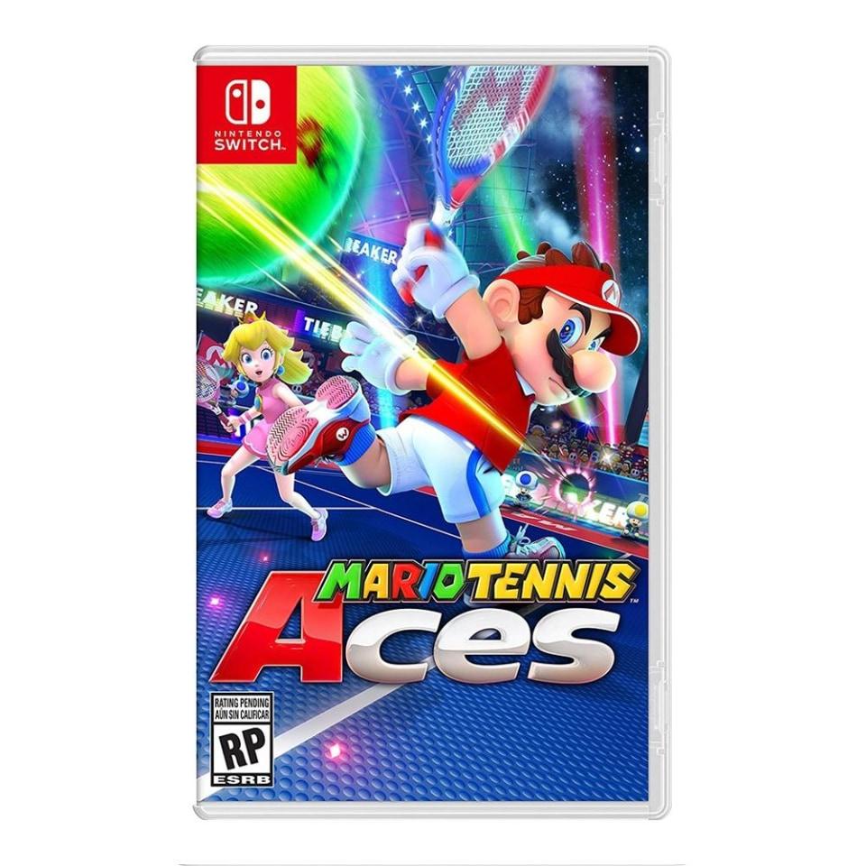 Walmart y Amazon: Mario Tennis Aces para Nintendo Switch