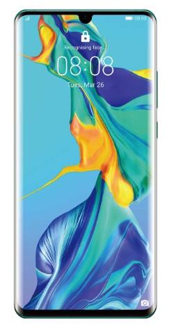 Telcel Huawei P30 Pro 9700 en plan sin limite 5000