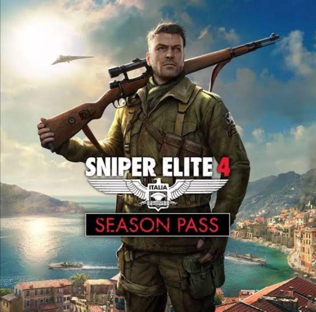 Microsoft Store: Sniper Elite 4 Season Pass