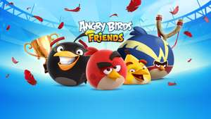 Microsoft Store: Angry Birds Friends ya disponible (gratis)