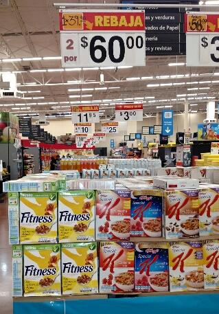 Walmart: cereal Special K 2 x $60